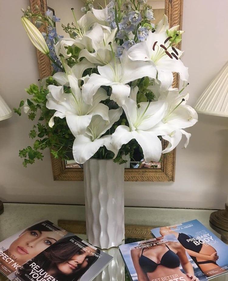 Grenbrae Office Flowers